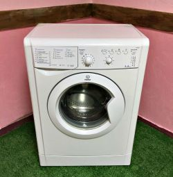 Indesit washing machine 5 kg 2016