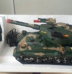 Tank yeni kontrolde