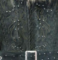 Jacheta de căprioară