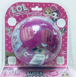 Super Surprise doll in the ball 12 series.
