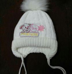 Ζεστό καπέλο από το 0