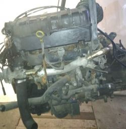 Engine F3FA Ford Transit diesel
