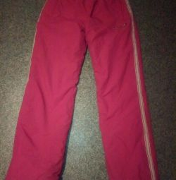 Ζεστά παντελόνια 46r