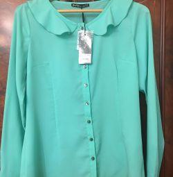 Bayan gömleği, yeni. Beden 48. Türkiye