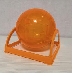 Ball for Hamster Walking Running Wheel