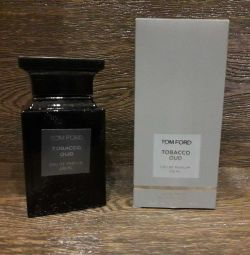 Perfume Water - Tom Ford Tobacco Oud
