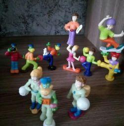 Colecția de jucării