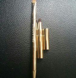 Новая кисточка для макияжа 3 в 1
