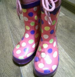 Rubber boots 24 rr