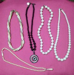 Perlele sunt diferite