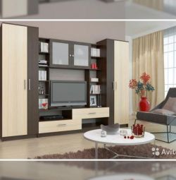 LIVING ROOM ALPHA WENGE FROM CTC