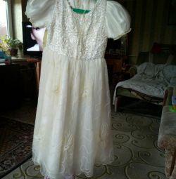 Платье для девочки 6-8 лет. Возможен прокат