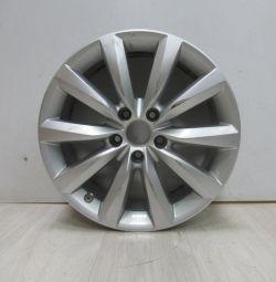Cast disc 7J.R17.H2.ET43 Volkswagen Tiguan 1 OEM 5n0601025m (scuffed) (cl-3)