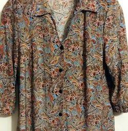 Блузка 62 розмір