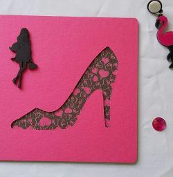 Notebook pentru femeile de moda
