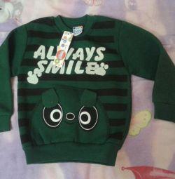 Sweatshirt New.