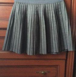 School skirt for a girl