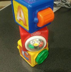 Cubes Fisher Price