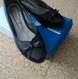 Pantofi, nou.
