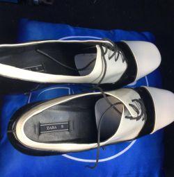 Pantofi cu toc înalt Zara 40 r