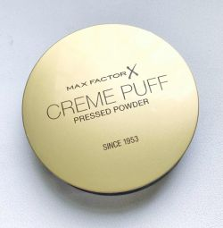 Powder Max Factor