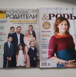 Hamileler için dergiler