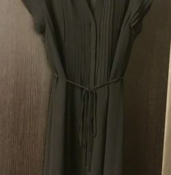 H&M dress size M-L
