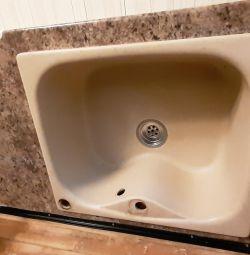 Kitchen sink Urgent