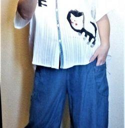 Boho pantaloni