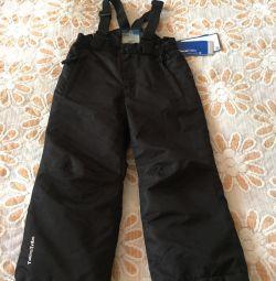 New semi-overalls