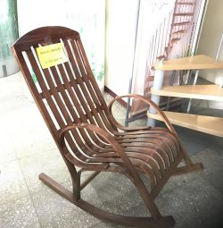 Rocking chair (from oak, up to 100kg)