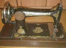 Sewing machine 1911goda (Scotland) N F108515