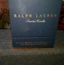 Свеча Ralph Lauren