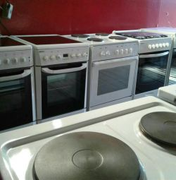Electric cookers.