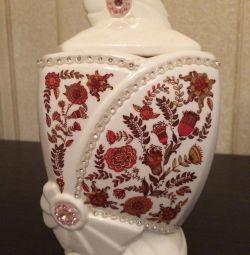 Beautiful tea pot