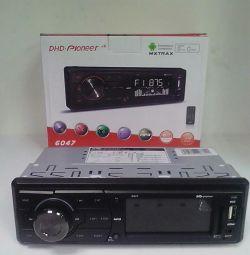 Магнитола pioneer 6047