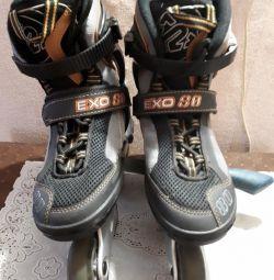 Rollers K2 EXO 80 for men