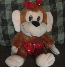 Soft toy with music