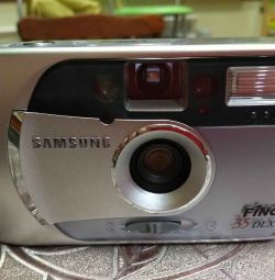 SAMSUNG fino 35 DLX Film Camera