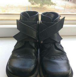 Ботинки ооочень мягкая натуральная кожа