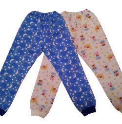 Πιτζάμες παραγωγή παντελόνι Ρωσία
