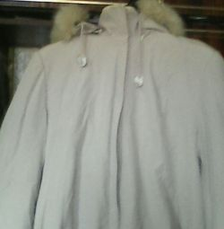 Parka (jacheta de iarnă)