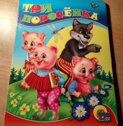 Rezervați trei porci mici