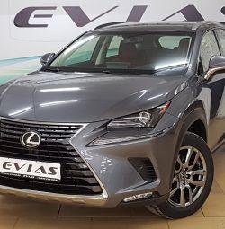 Lexus NX, 2018