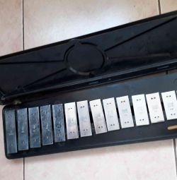 SSCB'nin metalofonu