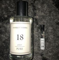 Кто любит парфюмерию / после бритья?