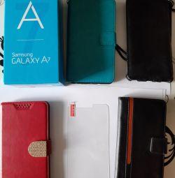 Samsung Galaxy A7 Τηλέφωνο
