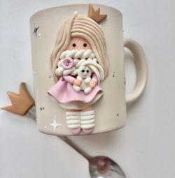 Mug spoon gift