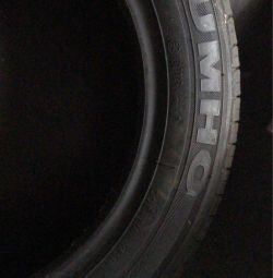 Tires KUMHO SOLUS KH17