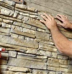 Укладання натурального каменю в Пермі